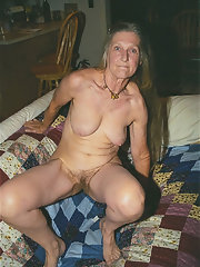 white grannies pussy pics Nude haired