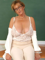 Stripping teachers mature