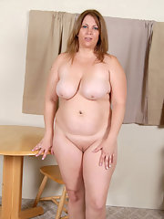 Nude chubby housewives